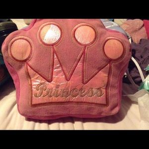 Princess photo pillow